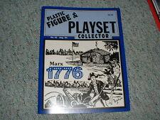 PFPC #32  1994 Marx 1776,  Johnny Tremain,  Sons Liberty, Alamo C-3530 ++++