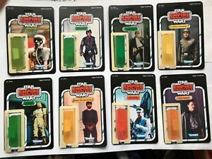 NEW SEASON RELEASE 29  X EMPIRE STRIKES BACK KENNER RESTORE KITS SELF ADHESIVE