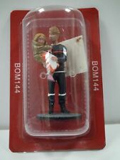 Del Prado 1/32 Figure Fireman Ambulance Woman-Working Dress-France 2011 BOM144