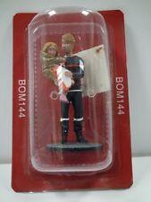 Del Prado 1/32 Figure Fireman Ambulance Woman-Working Dress-France 2011 BOM144