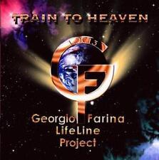 GEORGIO FARINA LIFELINE PROJECT = train to heaven = CD = POP ROCK SOUL FUNK !!