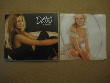 DELTA GOODREM In This Life RARE AUSSIE CD SINGLE 2007 - 88697171922 with STICKER