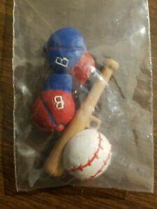 Slugger Baseball BAT Novelty Shank Button Sport Embellishment Craft Scrapbook