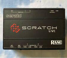 Rane SL1 Serato Scratch Live - USED