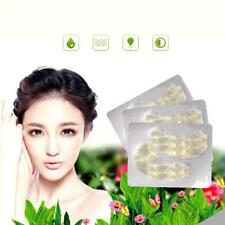 2 Pairs Crystal Collagen 24k Gold Under Eye Gel Pad Face Mask Anti Aging Wrinkle
