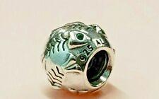 PANDORA   GREEN CZ FISH BONES CHARM ✪NEW✪ 790426CZN AUTHENTIC RETIRED 925 ALE US