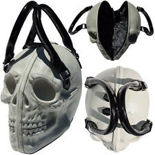 Kreepsville 666 Black The Skull Collection Bowling Bag Preowned