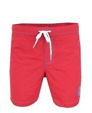 NAPAPIJRI Smu Valdo Herren Men Badeshorts Badehose Beachwear Rot Red UVP:84,00€