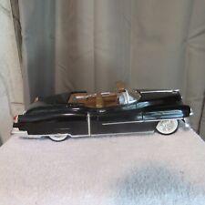 Anson 1953 Cadillac Eldorado BLACK Convertible 1:18 Scale Die Cast