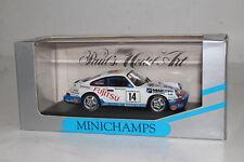 MINICHAMPS DIECAST #936010 PORSCHE 911 CARRERA, PORSCHE CUP 1993, H. GROHS, 1:43