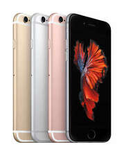 Apple iPhone 6S Gold Silver Space Gray Rose 16GB 64GB 128GB AT&T *Refurbished*