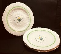 Spode's Jewel Copeland OLD CONCORD  Dinner Plates Set of 3