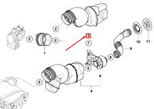 BMW Z4 E85 Rubber Boot 13717546115 NEW GENUINE