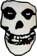 Misfits - Skull Logo - Embroidered Patch - Brand New - Music Band 0444