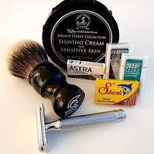 Finest DE Shaving kit