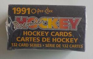 1990-91 O-Pee-Chee Premier Hockey Factory Set