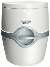 THETFORD PORTA POTTI EXCELLENCE PORTABLE CHEMICAL CAMPING TOILET ELECTRIC FLUSH