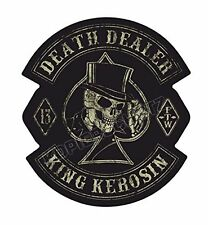 Nr.529 King Kerosin Aufkleber Sticker Death Dealer Oldschool Rockabilly Racing