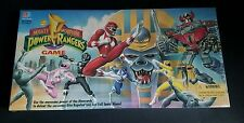 New sealed Mighty Morphin Power Rangers board game 1993 NOS Milton Bradley