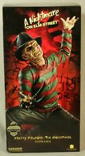 Sideshow Collectibles Freddy Krueger Exclusive Nightmare On Elm Street Statue