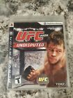 UFC Undisputed 2009 (Sony PlayStation 3) PS3 Complete CIB