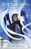 Doctor Who 13th Doctor Holiday Special Comic 1 Cover A Caranfa 2019 Jody Houser
