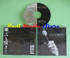 CD CROONERS compilation 1993 PERRY COMO FRED ASTAIRE JACK JONES (C23) no mc lp