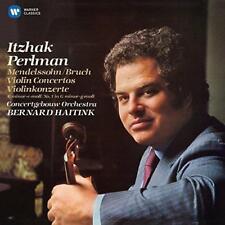 Itzhak Perlman - Mendelssohn: Violin Concerto No. 2 - Bruch: Violin Con (NEW CD)