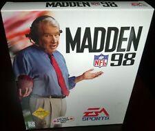 Madden NFL 98, Football, EA Sports (PC, 1997) NISB