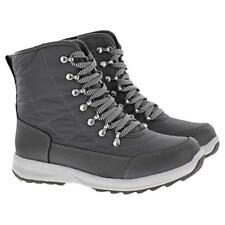 28a44f7abd84 WEATHERPROOF Women s Katie Sneaker Ankle Boots Black   Grey
