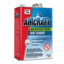 Klean-Strip Aircraft GAR2000 Non-Methylene Chloride Paint Remover Gallon