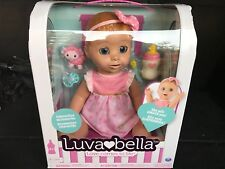 TOY: LUVABELLA  responsive baby with Realistic / Rare / Hard to find. Hot Doll.