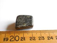 20x15mm VERY RARE GENUINE NATURAL TUMBLED NUUMMITE 12.8g GREENLAND;Magical  #84G