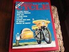 Modern Cycle May 1970 Montesa 360 Cappra MZ 6 Benelli Bare Mare GP Yamaha Mini