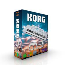 KORG M3 COMPLETE for KONTAKT REASON LOGIC EXS 24