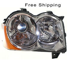 HID Head Lamp Lens and Housing Passenger Side Fits Jeep Grand Cherokee CH2519129