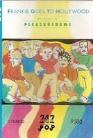 Frankie Goes To Hollywood .. Welcome To The Pleasuredome.. Import Cassette Tape