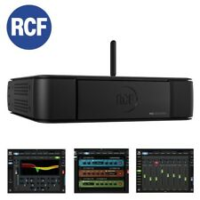 RCF M18 Wireless WiFi Digital Mixer & USB Audio Interface with Guitar Effects