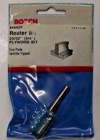 """Bosch 84602M 23/32"""" Plywood Mortising Router Bit Carbide Tip USA"""