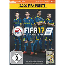 Fifa 17 Ultimate Team 2200 Points (Code in a Box) - neu + OVP