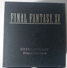 OFFICIAL FINAL FANTASY XV: SILVER PENDANT - Ring of the Lucii
