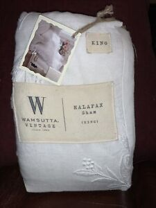 Wamsutta King Pillow Sham