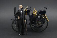 Gottlieb Daimler Figure for 1:18 CMC Mercedes Motorkutsche VERY RARE!