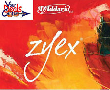D' Addario Zyex Violin A  String 4/4 Aluminum --Medium