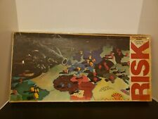 Vintage 1980 Parker Brothers RISK Board Game World Conquest 100% Complete