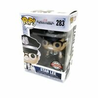 Funko Pop! Marvel Capt America  Winter Soldier #283 - Stan Lee (Special Edition)