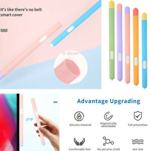 For Samsung Galaxy Tab S6 10.5 SM-T860 T865 Silicone Gel Pen Sleeve Holder Cover