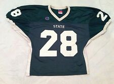 Michigan State Spartans Football Jersey #28 Champion Green Short XL