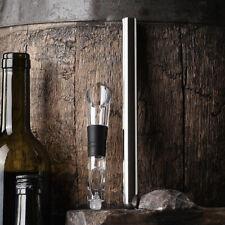 Ice Wine Chiller Stainless Steel Cooler Beer Wine Aerator Pourer Bottle St CH