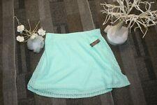 No Boundaries Womens Green Micro Mini Skirt Size Jr 11-13 retro free shipping